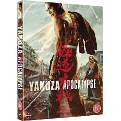 Yakuza Apocalypse (18) DVD