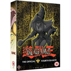 Yu-Gi-Oh! Season 4 (PG) DVD