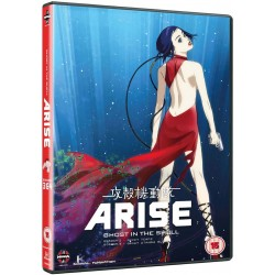 Ghost in the Shell Arise:...