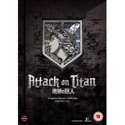Attack on Titan Complete...
