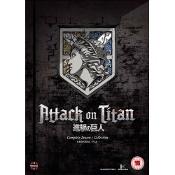 Attack on Titan - Season 1...