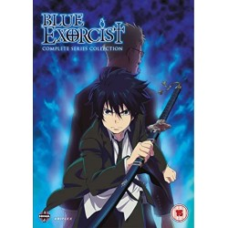 Blue Exorcist Complete...