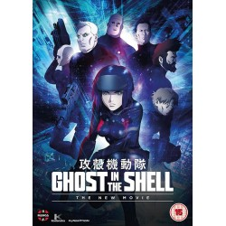Ghost in the Shell: The New...