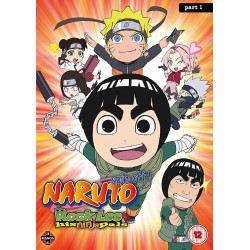 Naruto: Rock Lee and His...