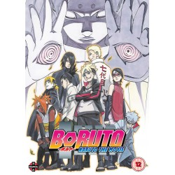 Boruto the Movie (12) DVD