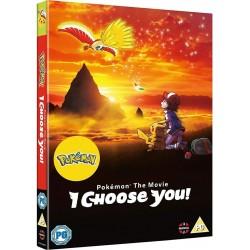 Pokemon the Movie: I Choose...