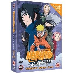 Naruto Unleashed Complete...