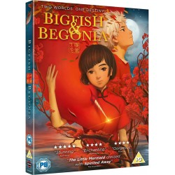 Big Fish & Begonia (PG) DVD
