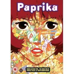 Paprika (15) DVD