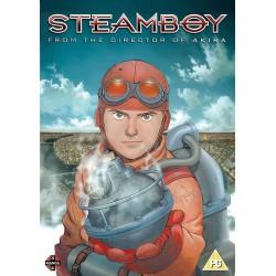 Steamboy (PG) DVD