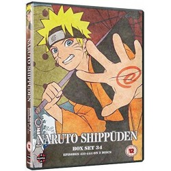 Naruto Shippuden Box Set 34...