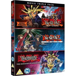 Yu-Gi-Oh! Movie Triple Pack...