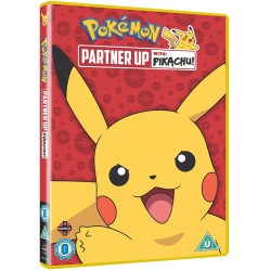 Pokemon - Partner up with...