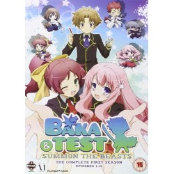 Baka and Test - Season 1...