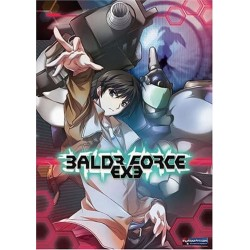 Baldr Force EXE (15) DVD