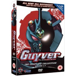 Guyver - The Bioboosted...