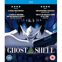 Ghost in the Shell (15)...