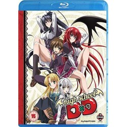 High School DxD Season 1...