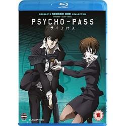Psycho-Pass Season 1...