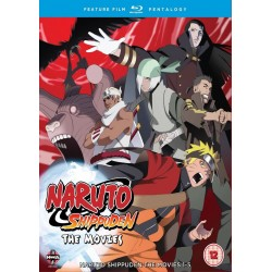 Naruto Shippuden Movie...