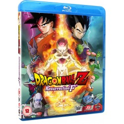 Dragon Ball Z the Movie:...