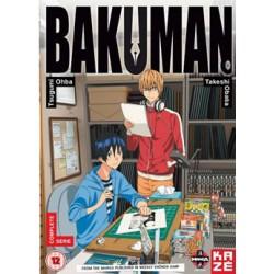 Bakuman Season 1 (12) DVD
