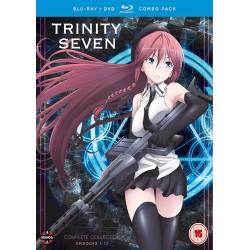 Trinity Seven Complete...
