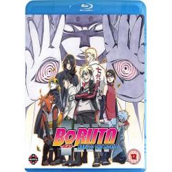 Boruto the Movie (12) Blu-Ray