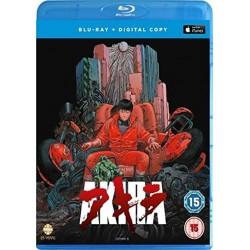 Akira (15) Blu-Ray