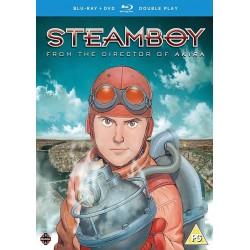 Steamboy (PG) BD/DVD