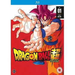 Dragon Ball Super Part 1...