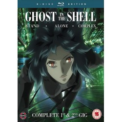Ghost in the Shell: Stand...