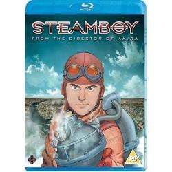 Steamboy (PG) Blu-Ray
