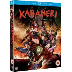 Kabaneri of the Iron...