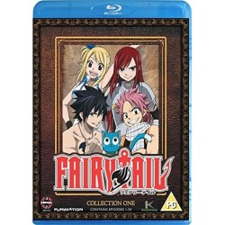 Fairy Tail Collection One...
