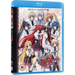 High School DxD Season 3 -...