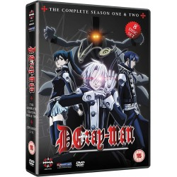 D.Gray-Man - Season 1 & 2...