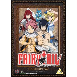Fairy Tail Collection Two...