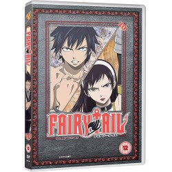 Fairy Tail - Part 10 (12) DVD