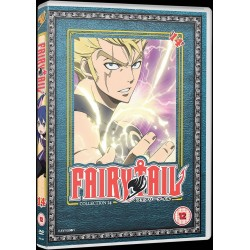 Fairy Tail - Part 14 (12) DVD