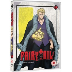 Fairy Tail - Part 18 (12) DVD