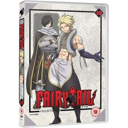 Fairy Tail - Part 19 (12) DVD