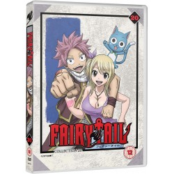 Fairy Tail - Part 20 (12) DVD