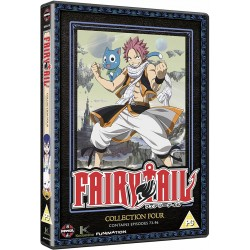 Fairy Tail Collection Four...