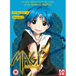 Magi the Kingdom of Magic -...