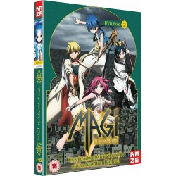 Magi the Labyrinth of Magic...