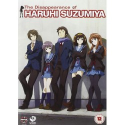 The Disappearance of Haruhi...