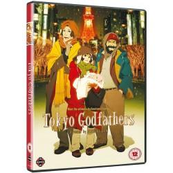 Tokyo Godfathers (12) DVD