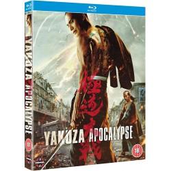 Yakuza Apocalypse (18) Blu-Ray