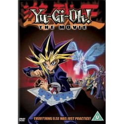 Yu-Gi-Oh! the Movie (PG) DVD